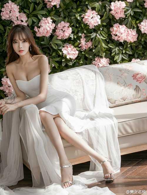 身材骨感但胸大的高挑韩国美女_WWW.66152.COM