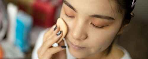 定妆是用散粉还是粉饼_WWW.66152.COM