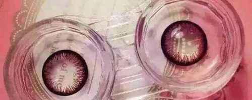 新买的美瞳怎么处理_WWW.66152.COM