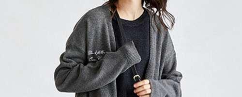羊毛衫怎么搭配好看_WWW.66152.COM