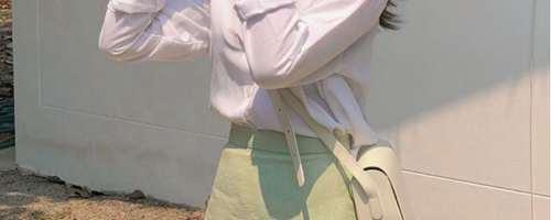 怎么把白衬衫穿出花样_WWW.66152.COM