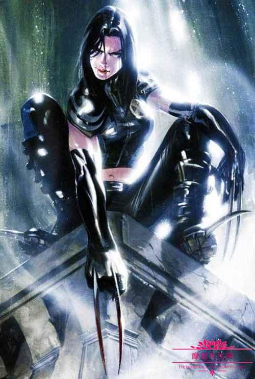 X-23女金刚狼雏妓图片_WWW.66152.COM