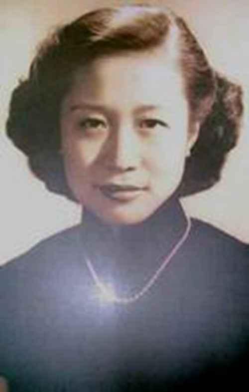 杨振宁原配夫人照片_WWW.66152.COM