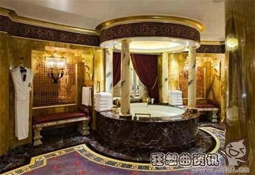 在迪拜的帆船酒店住一晚要多少钱?_WWW.66152.COM