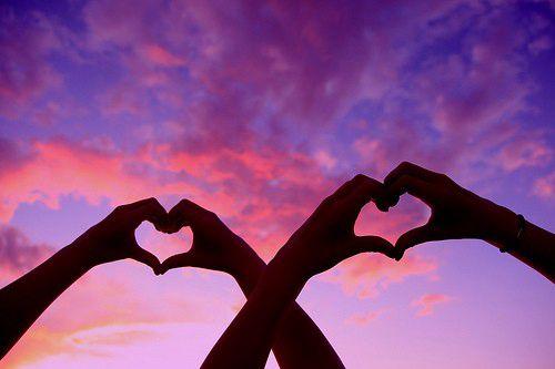 对一个人表达爱带字真实图片_WWW.66152.COM