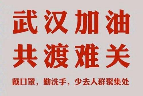 中国加油武汉加油文字图片大全_WWW.66152.COM