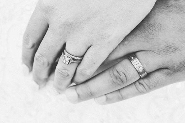 戴在手上的戒指图片_WWW.66152.COM