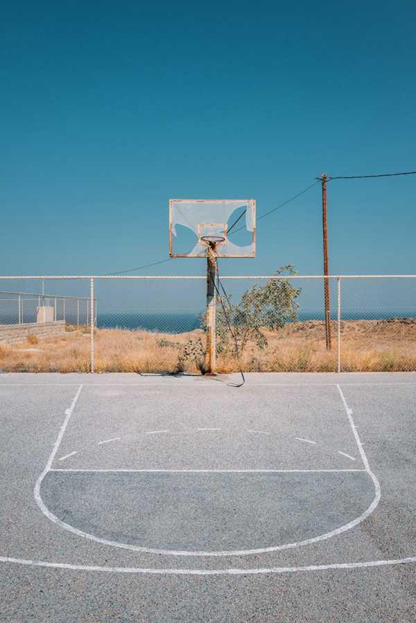 各种各样的篮球场图片_WWW.66152.COM