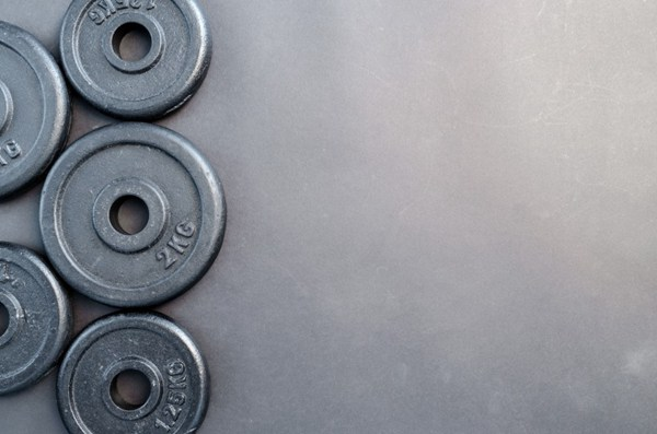 健身哑铃片图片_WWW.66152.COM