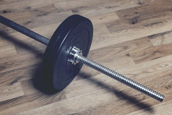 健身用的杠铃图片_WWW.66152.COM