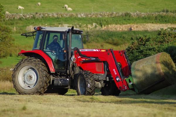 农用拖拉机图片_WWW.66152.COM