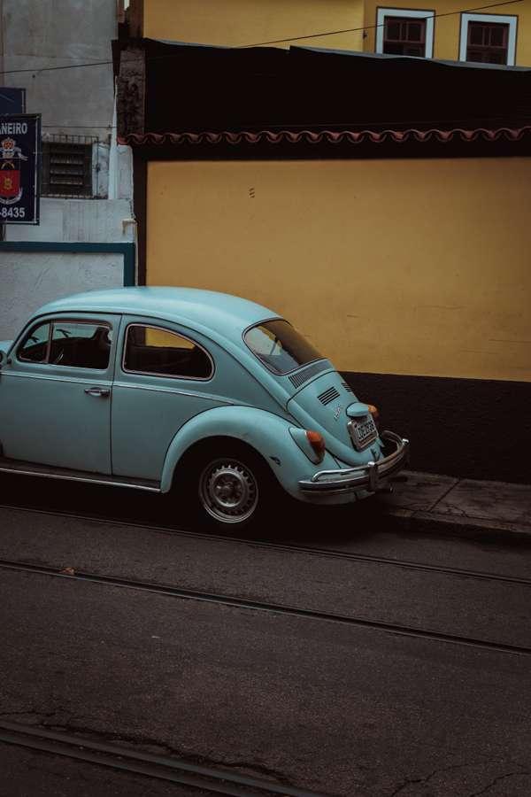 老式甲壳虫汽车图片_WWW.66152.COM