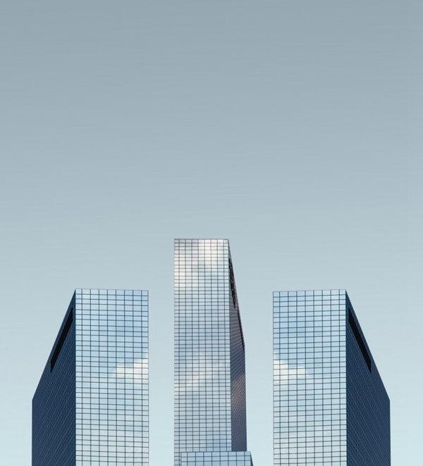 设计前卫的高楼大厦图片_WWW.66152.COM