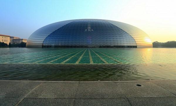 中国国家大剧院图片_WWW.66152.COM