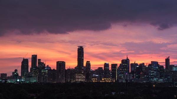 城市夜景的图片_WWW.66152.COM