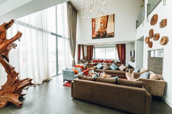 简约大气的客厅装饰图片_WWW.66152.COM