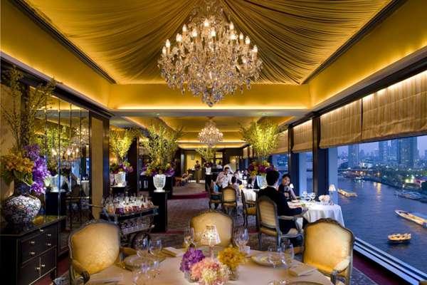 文华东方酒店餐饮酒吧图片_WWW.66152.COM