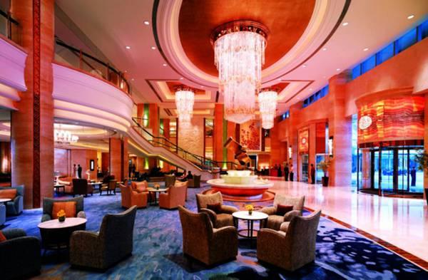 中国广州香格里拉大酒店图片_WWW.66152.COM