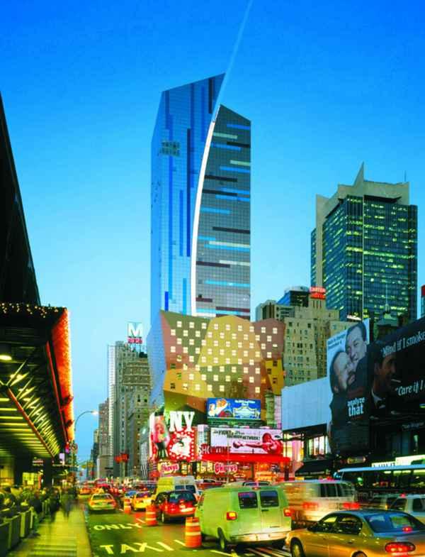 纽约威斯汀大酒店图片_WWW.66152.COM