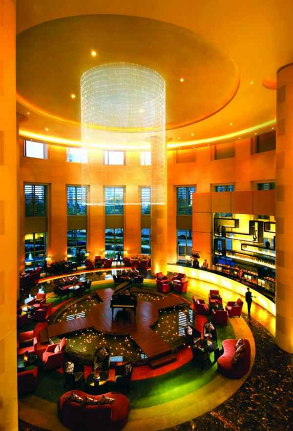 中国合肥希尔顿酒店图片_WWW.66152.COM