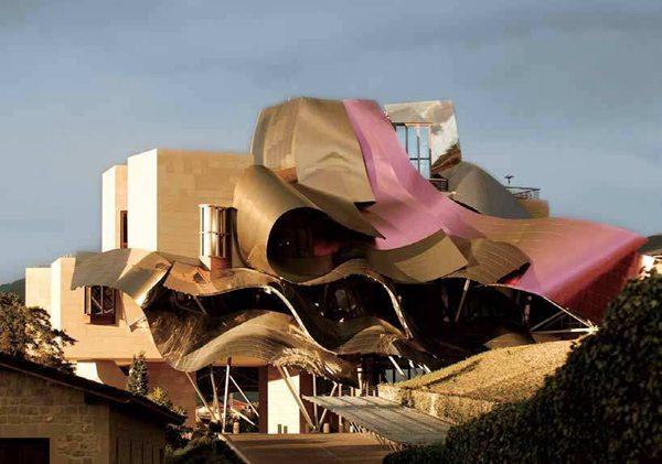 西班牙里斯卡尔候爵酒店图片_WWW.66152.COM