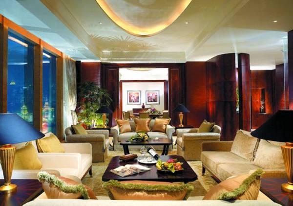 中国上海浦东香格里拉大酒店图片_WWW.66152.COM