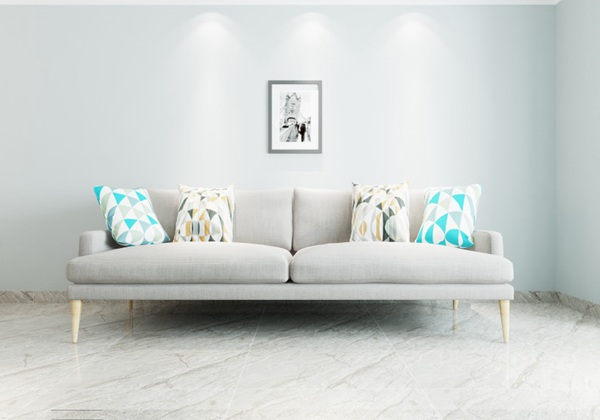 现代简洁风家居客厅图片_WWW.66152.COM