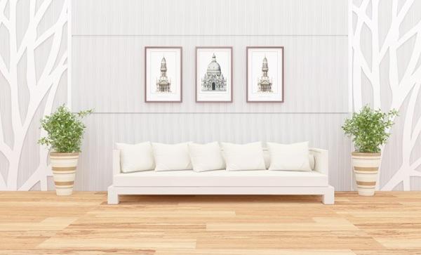 简约客厅设计图片_WWW.66152.COM