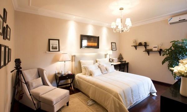 舒适的卧室家居设计图片_WWW.66152.COM