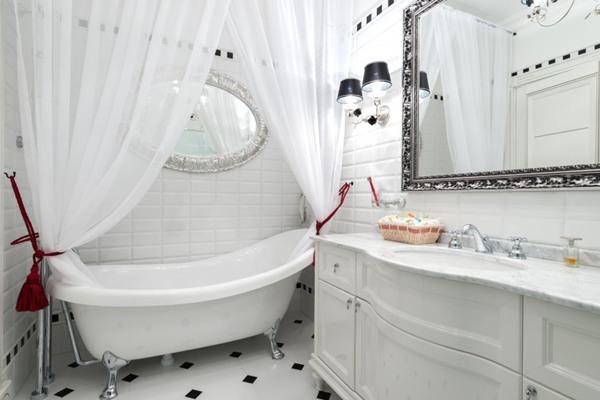 卫生间室内设计效果图片_WWW.66152.COM