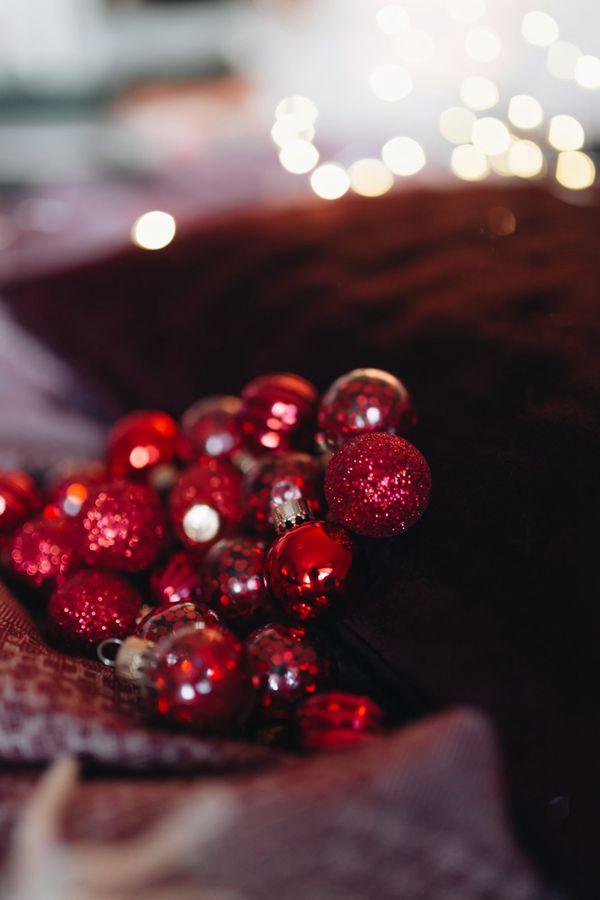 圣诞装饰的物件图片_WWW.66152.COM