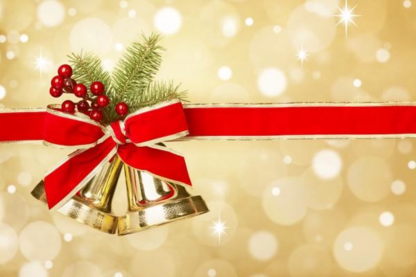 圣诞节装饰铃铛图片_WWW.66152.COM