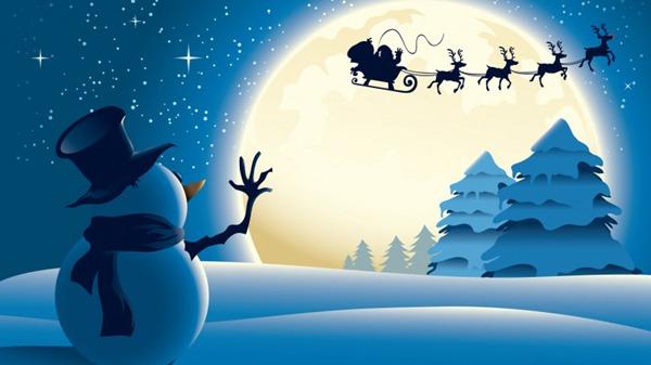 创意圣诞节图片_WWW.66152.COM