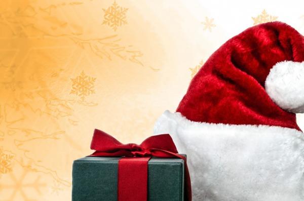 快乐圣诞节背景图片_WWW.66152.COM
