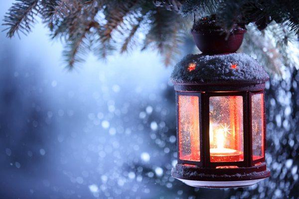 圣诞节灯笼图片_WWW.66152.COM
