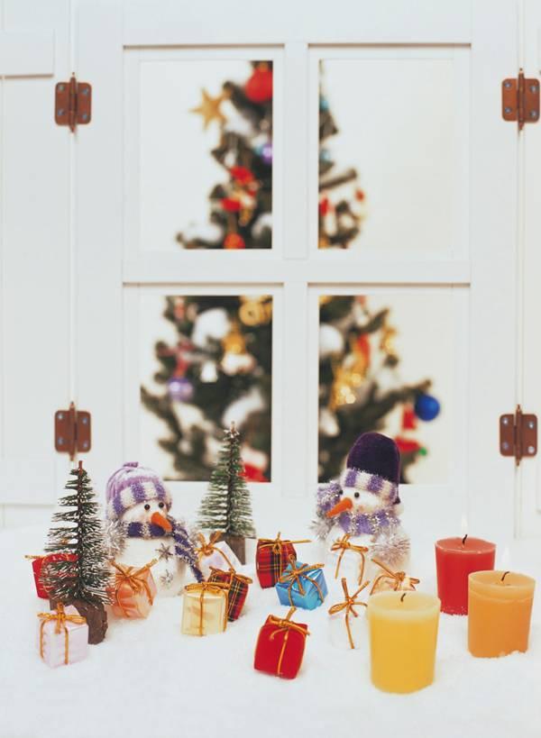 圣诞情景图片_WWW.66152.COM