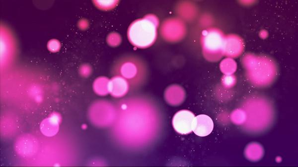 彩色圆形光点设计背景图片_WWW.66152.COM