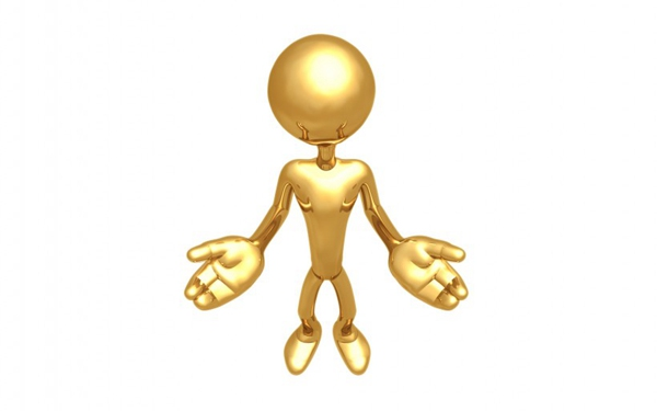 3D金人图片_WWW.66152.COM
