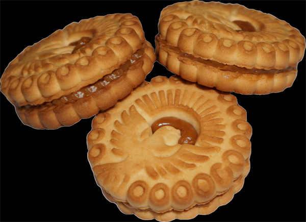饼干png透明背景素材图片_WWW.66152.COM