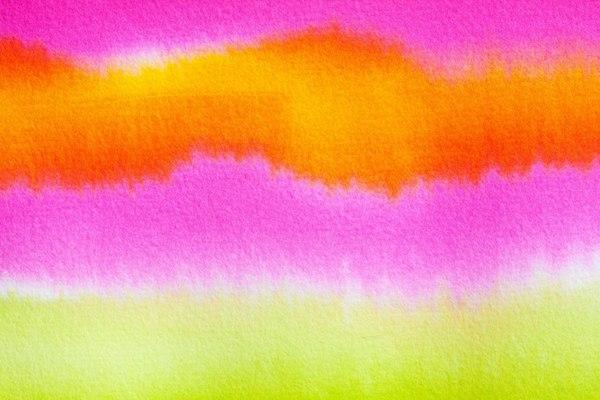 粉红水彩背景图片_WWW.66152.COM