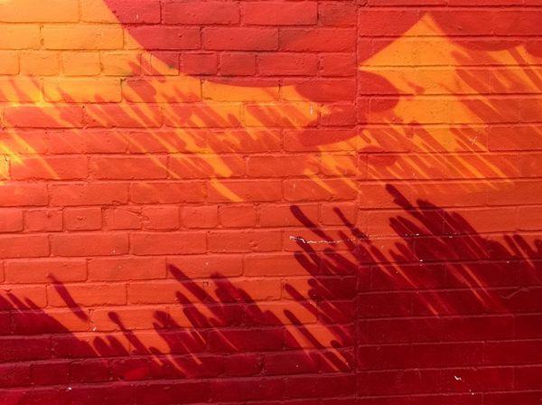 漂亮的墙绘图片_WWW.66152.COM