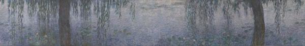 克劳德·莫奈睡莲系列作品图片_WWW.66152.COM