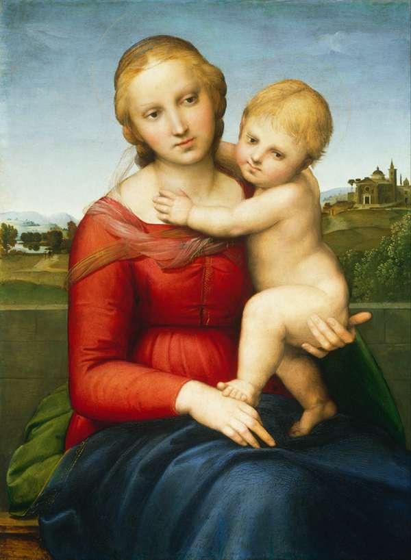 拉斐尔·桑西绘画系列图片_WWW.66152.COM