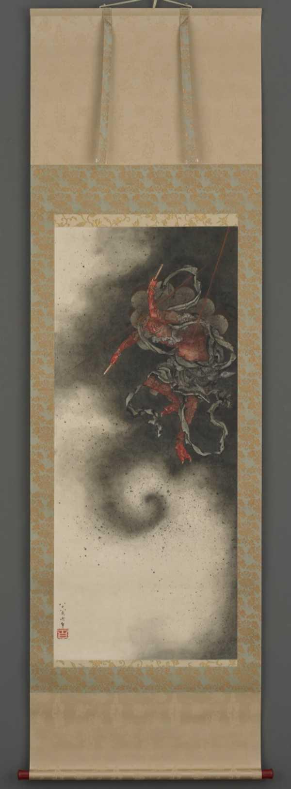 葛饰北斋绘画系列图片_WWW.66152.COM