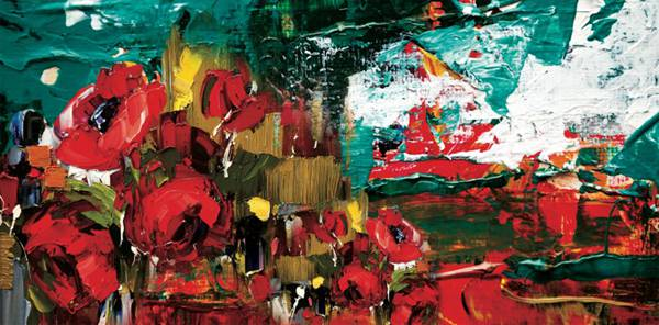 色调浓郁的油画图片_WWW.66152.COM