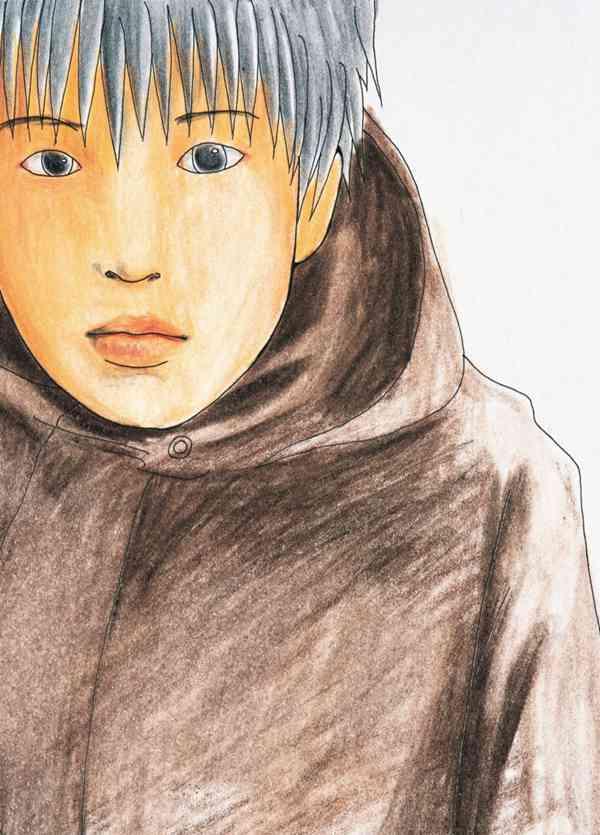 手绘卡通人物图片_WWW.66152.COM