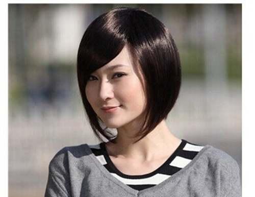 颧骨高的人适合扎什么发型_WWW.66152.COM