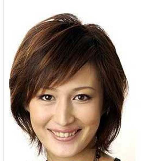 中女士发型设计,最适合中女人发型_WWW.66152.COM