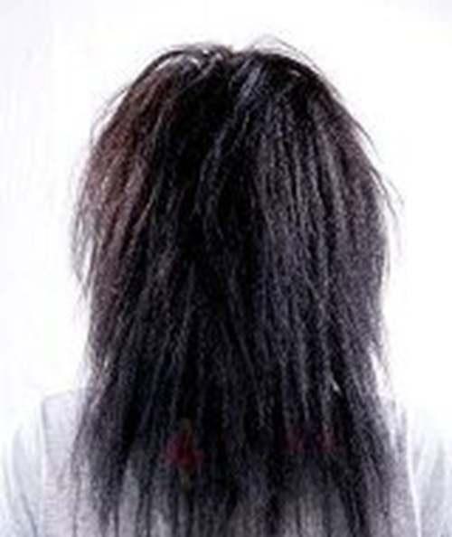 玉米须发型图片,绝对好看的发型_WWW.66152.COM