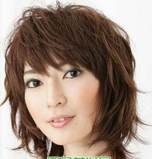 头发少的人适合什么发型,来看适合头发少发型图片_WWW.66152.COM